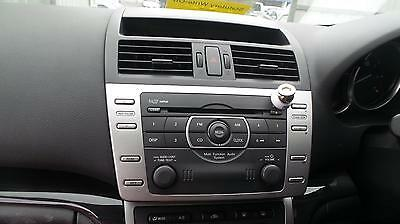 Mazda 6 Gh Radio Cd Player Stereo Suits 08 09 10 11 12