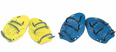 Matrix Swimming Hand Paddles In Medium - Swim Training From ZOGGS