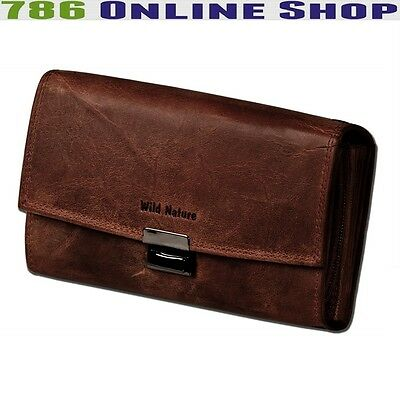 Leather Waiter Wallet Server (255C) Taxi Purse Waiter's Money Pouch NEW
