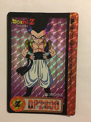 Dragon Ball Z Carddass Hondan Prism 171