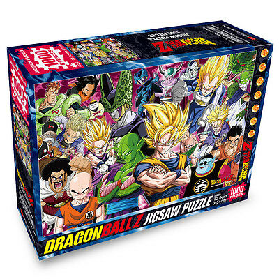1000Piece Jigsaw Puzzle Anime Dragon Ball Z Imperfect Cell Hobby Home Decoration