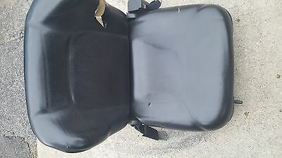 Toyota Forklift Seat With Retractable Seatbelt Belt Premium Quality!