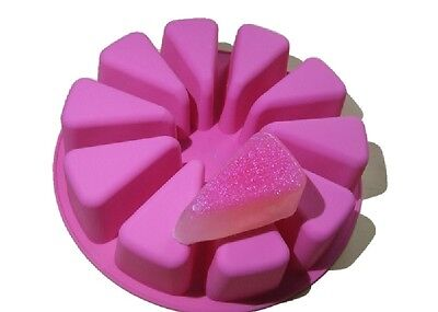 Cake Slices Soap Mould / Mold**Soapmaking**