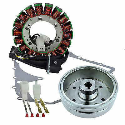 Kit Improved Flywheel Stator Gasket For Arctic cat 400 4x4 Auto FIS LE 2007