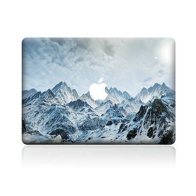 Mountain Everest Cover Sticker Laptop MAC Decal for Apple Macbook Pro Air Retina