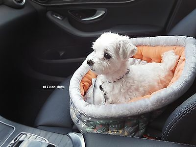 Dog Car Seat Carrier Pet Bed