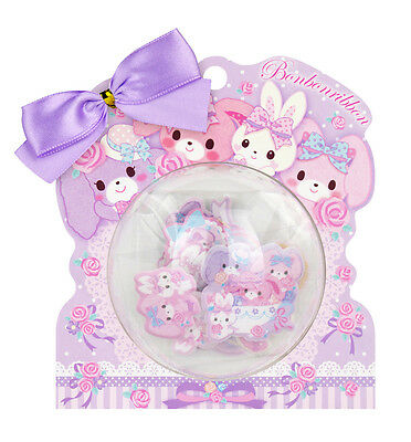 Sanrio Bonbonribbon Stickers in Capsule