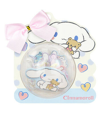 Sanrio Cinnamon Stickers in Capsule