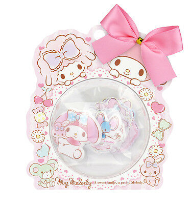 Sanrio My Melody Stickers in Capsule