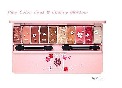 [ETUDE HOUSE] Play Color Eyes  # Cherry Blossom    **Limited**- 10 Color