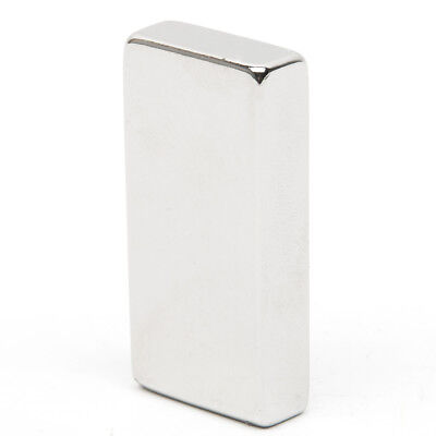 N52 Large Super Strong Block Cuboid Cube Magnet Rare Earth Neodymium 50x25x10mm