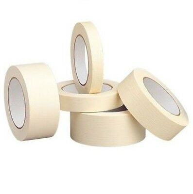 Indoor Decorating General Masking Tape 50Mm  50M Painters Mixed Variations
