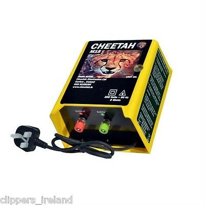 Cheetah M15 Electric Fence (Mains Fencer)