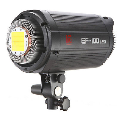 Jinbei EF-100 II LED Sun Light Continuous Light w/ Bowen Mount =1000Ws
