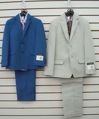 Boys Young Kings by Steve Harvey $80 - $100 5pc Suits Sizes 4 - 14