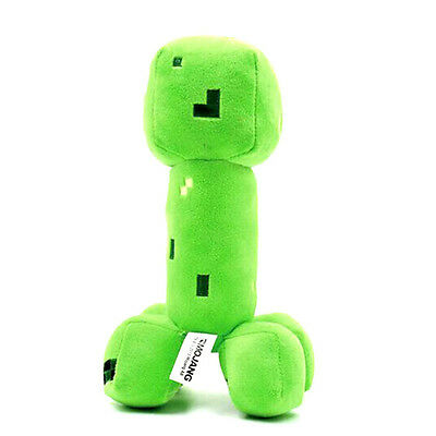 Minecraft Creeper Plush Toys 18cm Green JJ Dolls Soft Stuffed For Kid Gifts Baby