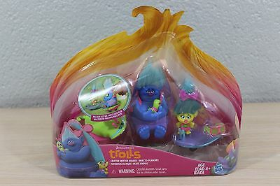 Trolls Critter Skitter Boards Playset From the Movie Hasbro Dreamworks * NEW