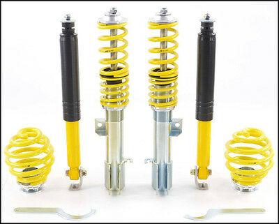 FK AK-Street Coilovers for Vauxhall / Opel Corsa C 2000-2006 suspension