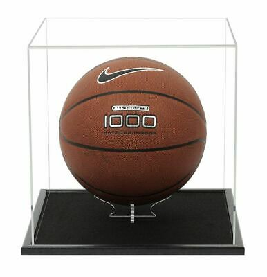 Acrylic Display Case for a Signed/Autographed Basketball