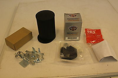 Harley Davdson Oem New  Definitive5 Filtration System 63801-07B