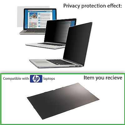 Anti-Graffio Anti-Riflesso upscreen Privacy Filtro per HP EliteBook 840 G3 Privacy Screen Filter Pellicola per la Protezione Anti-Spy