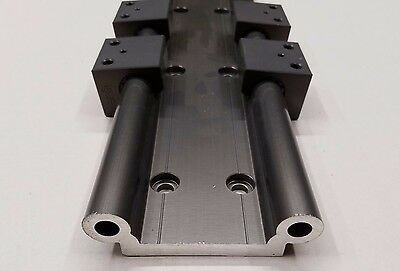 Igus DryLin W Double Linear Bearing Guide Rail for camera slider