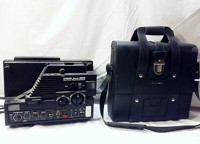 Chinon Sound 9500 Twin Track Magnetic & Optical Super 8 Movie Projector