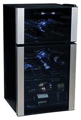 29 Bottle Dual Zone Wine Cellar