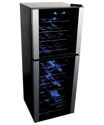 45 Bottle Dual Zone wine cellar