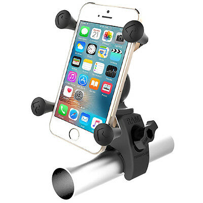 Ram Mount Tough-Claw Mount X-Grip Phone Holder for iPhone 5 5c 5s SE 6 6s 7 8 X