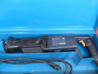 Bosch 1634Vs Corded Electric Variable Speed Reciprocating Saw / Sawzall