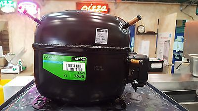 New Tecumesh Replacement Refrigeration Compressor Aka4460Yxa 1/2Hp Free Shipping