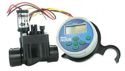 Hunter NODE 200 KIT Battery Control With Valves, Manifold and Wire Joiners