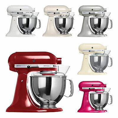 KitchenAid ARTISAN Küchenmaschine 5KSM150PSE Factory Serviced 4,8L
