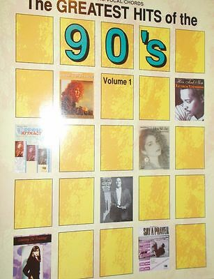 THE GREATEST HITS OF THE 90\'s\