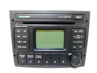 Holden Commodore Radio/cd Player, Vy-Vz, 10/02-09/07