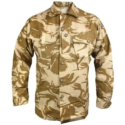 British Army 95 Pattern Desert DPM Shirt - New