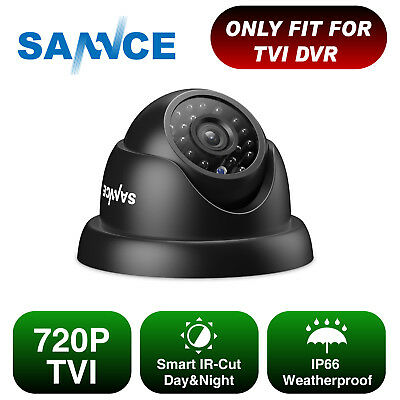 SANNCE 720P HD 1500TVL IP66 In/Outdoor IR Night Vision CCTV Home Security Camera