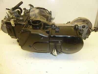 Yamaha Delight Xc 115 Engine Xc115 2014 5899 Miles