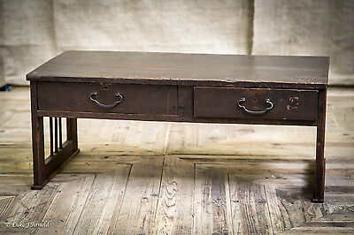 19th Century Chinese Scribes Table