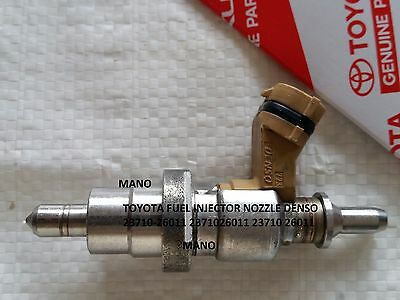 LEXUS IS,200 220 FUEL 5TH Injection injector - 23710-26011 OR 2371026011