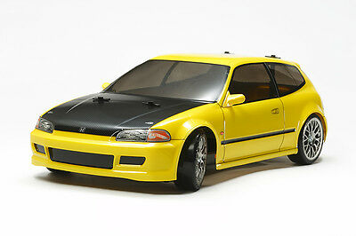 Tamiya 1:10 RC Honda Civic SiR (EG6) - TT02D Drift Spec