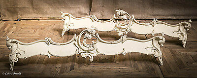 Pair of 19th Century Chippendale Style Pelmets