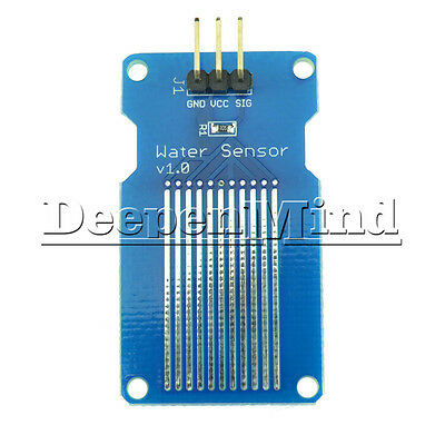 Rain Water sensor water Level Sensor module Depth of Detection for arduino