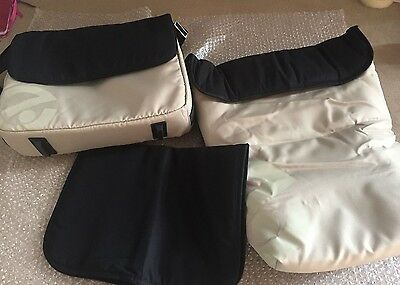 Oyster Stroller Colour Pack Sand Bag & Footmuff Brand New Baby