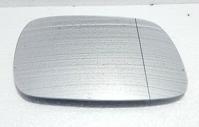 Right side for Volkswagen Touareg 02-06 Wide Angle heat wing door mirror glass