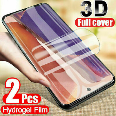 1 new High Quality Screen protection film foil for Samsung Galaxy S9 S8 S7 S6
