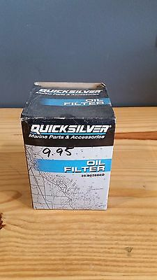 New Mercury Quicksilver Oil Filter 35-802886Q  18-7875 35802886T 9-57802