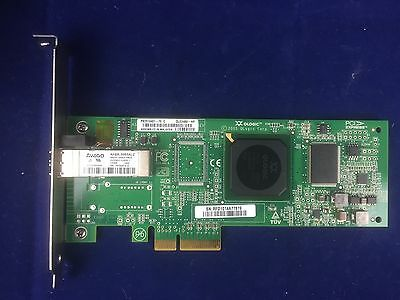 HP/QLogic (QLE2460/ PX2510401) 4GBps PCIe Fibre Channel Adapter (407620-001)