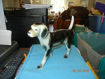 "Large China vintage Pointer 7"" no breaks"